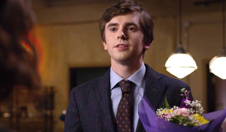 "Freddie Highmore, ""The Good Doctor"""
