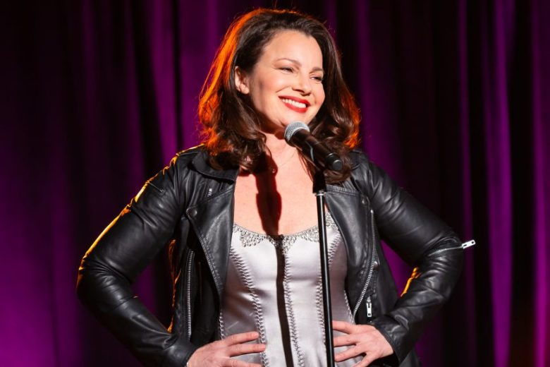 FUNNY WOMEN OF A CERTAIN AGE. Pictured: Fran Drescher. PHOTO: Jennifer Walkowiak/SHOWTIME