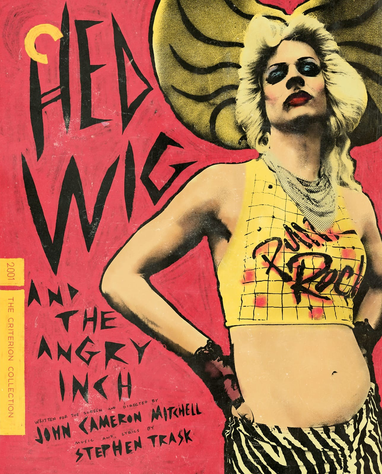Hedwig and the Angry Inch Criterion