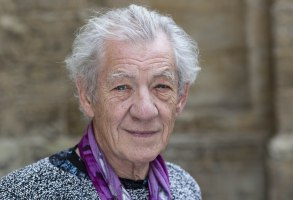 Sir Ian McKellenFT Weekend Oxford Literary Festival, Oxford, Britain - 03 Apr 2016