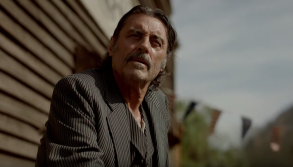 Ian McShane Deadwood the Movie