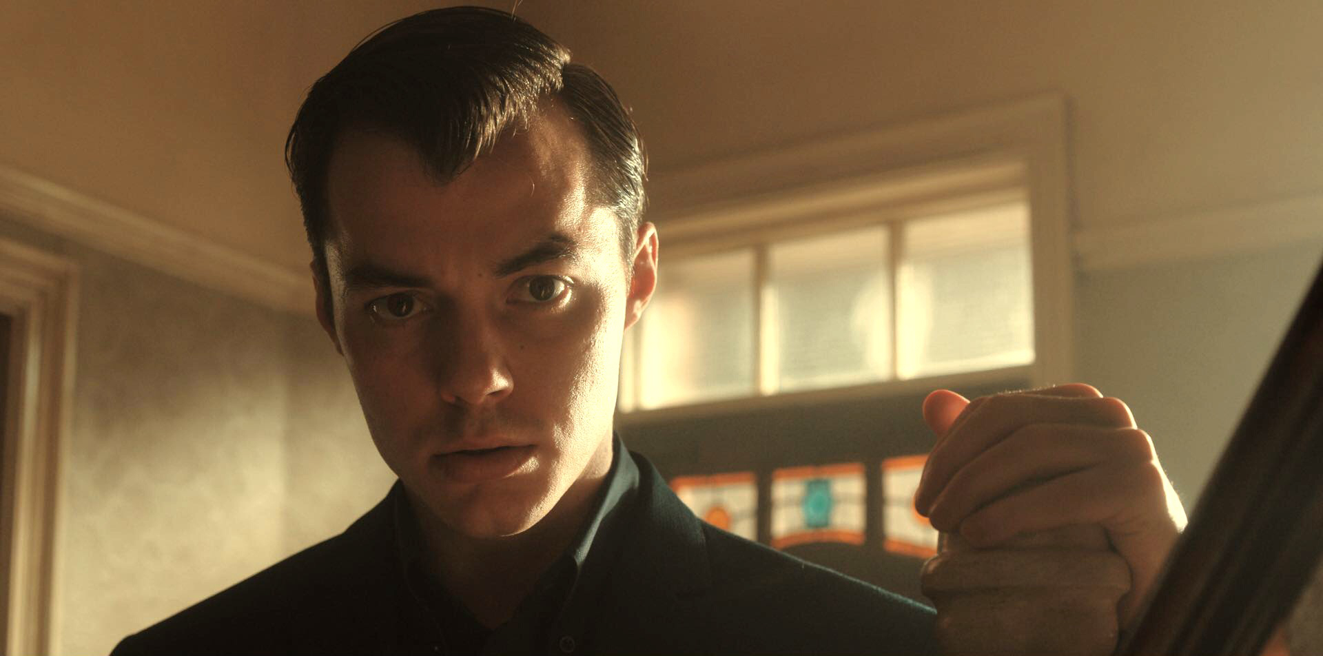 "Jack Bannon in ""Pennyworth"""