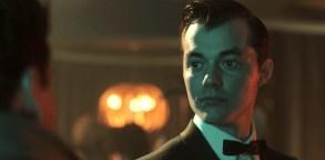 Jack Bannon in Pennyworth
