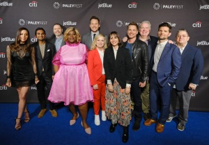 'Parks and Recreation' Reunion: See Amy Poehler, Chris Pratt, and the Whole Cast Celebrate