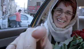 Nasrin Sotoudeh Taxi