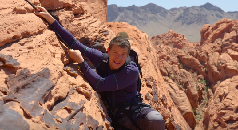 Netflix Bear Grylls You vs. Wild