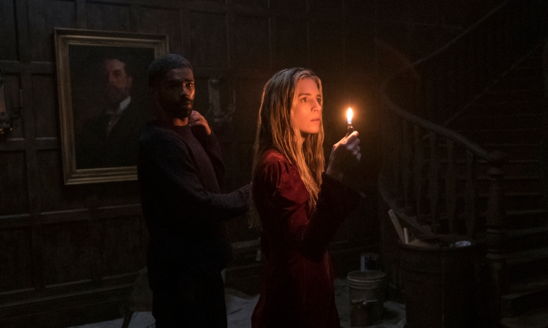 The OA Part 2 Kingsley Ben-Adir Brit Marling