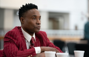 """POSE -- """"Never Knew Love Like This Before"""" -- Season 2, Episode 4 (Airs Tues, July 9, 10:00 p.m. e/p) Pictured: Billy Porter as Pray Tell. CR: Macall Polay/FX"""