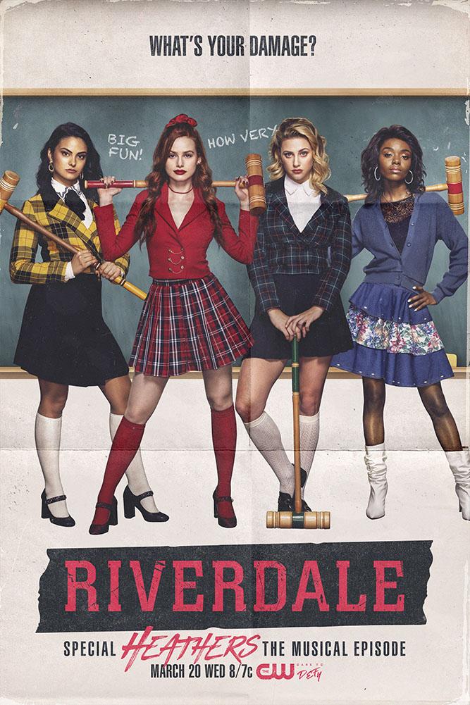 """Big Fun"" episode of ""Riverdale"""