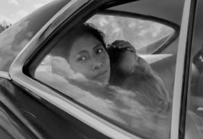 """Yalitza Aparicio as Cleo in Netflix's """"Roma."""""""