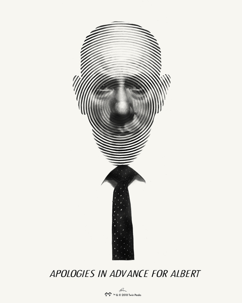 Twin Peaks And Mondo 15 Alternate Posters For David Lynch S Series Indiewire