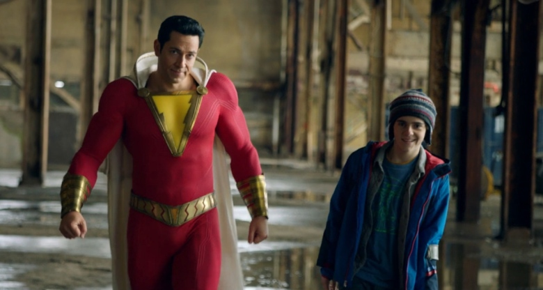 'Shazam!' Director Explains Those Post-Credits Scenes and What They Mean for the DCEU