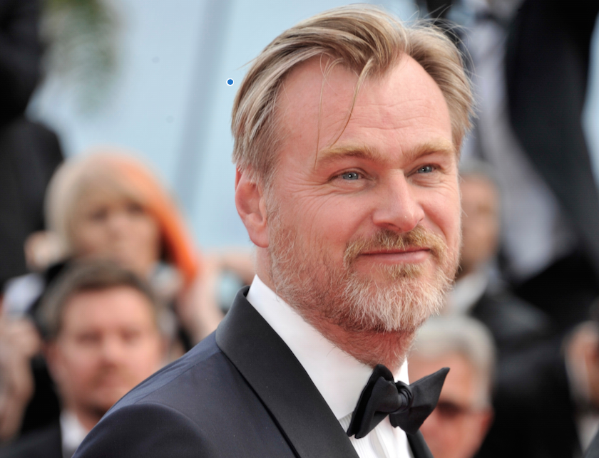 Christopher Nolan tom hardy