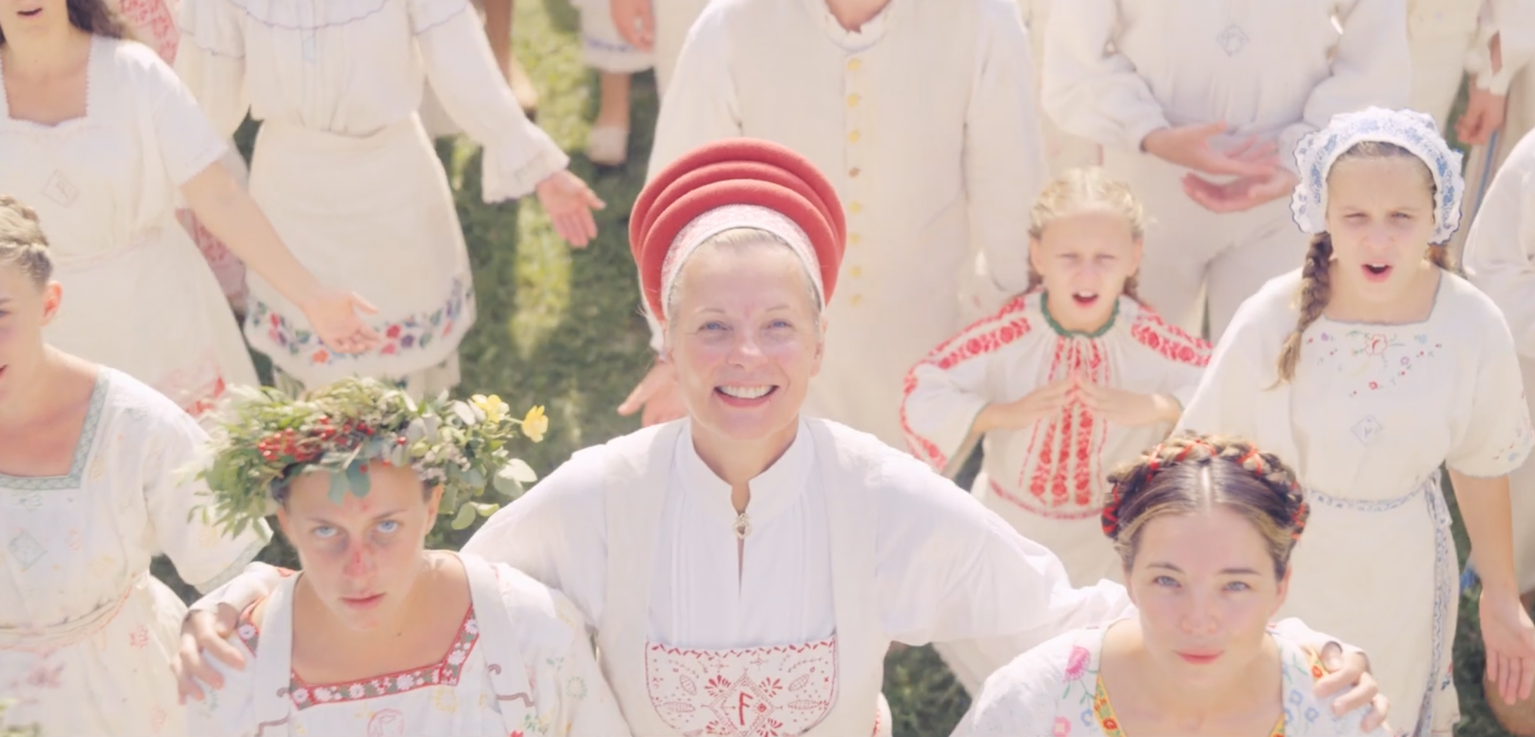 midsommar director calls his film �wizard of oz for