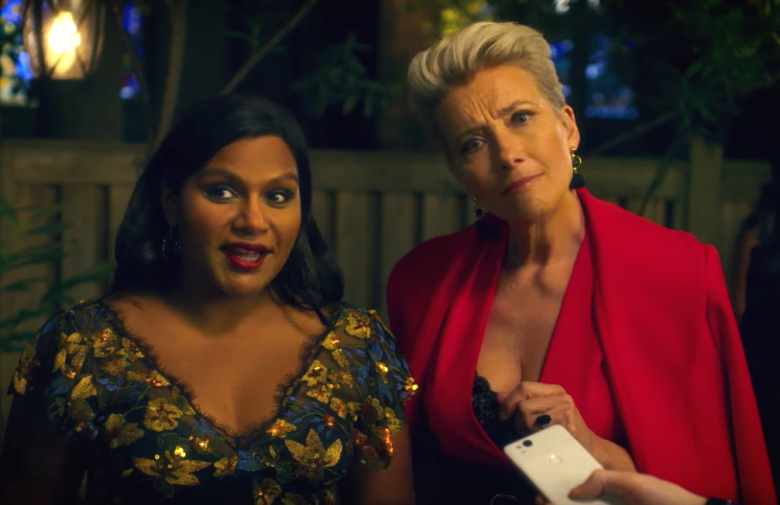 Late Night First Trailer Mindy Kaling And Emma Thompson Indiewire