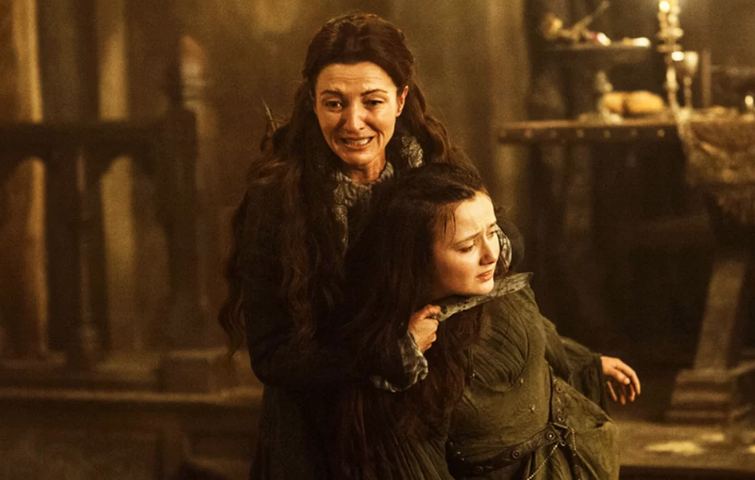 michelle fairley interview