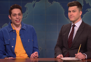 Pete Davidson Michael Jackson Saturday Night Live