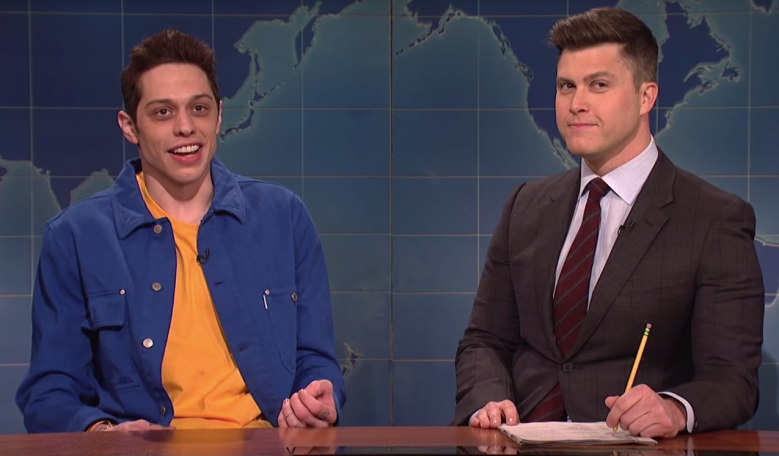 Pete Davidson Has a Solution for Still Listening to Michael Jackson