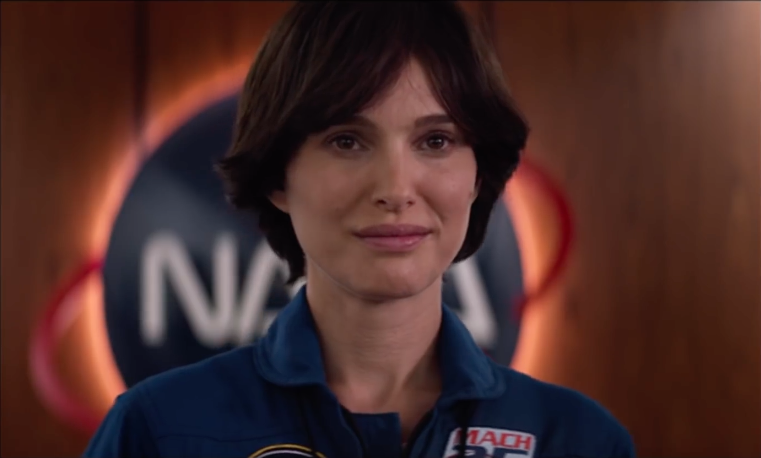 'Lucy in the Sky' First Trailer: Natalie Portman Unravels After Space Mission