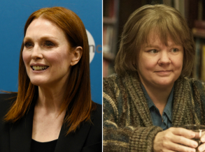 "Julianne Moore and ""Can You Ever Forgive Me?"""