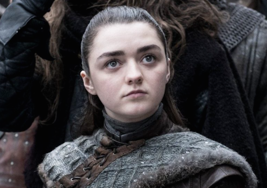 HBO Clarified Arya's Age Before Airing 'Game of Thrones' Sex Scene, Plus Maisie Williams Reacts