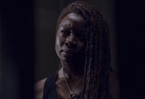Danai Gurira as Michonne- The Walking Dead _ Season 9, Episode 12 - Photo Credit: Gene Page/AMC