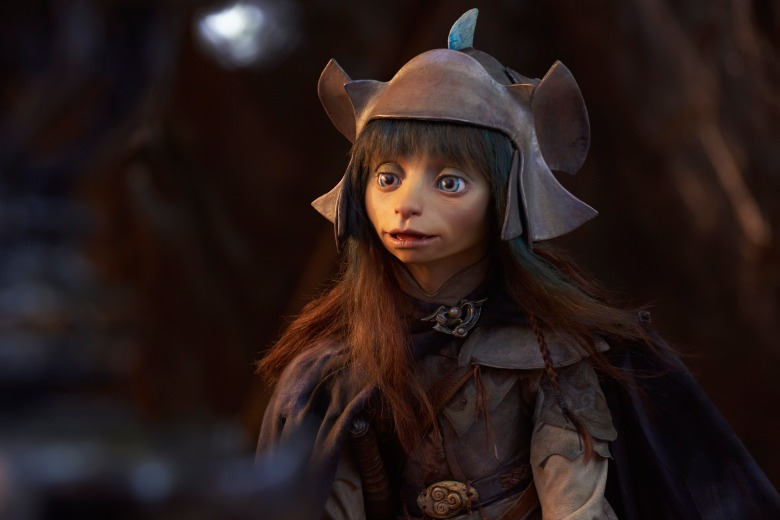 """Rian voiced by Taron Egerton, """"The Dark Crystal: Age of Resistance"""""""