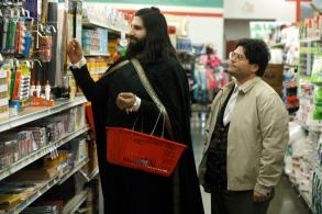 """WHAT WE DO IN THE SHADOWS -- """"Pilot"""" -- Season 1, Episode 1 -  Pictured (l-r):   . CR: John P Johnson/FX"""