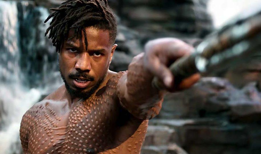 Michael B. Jordan: Denzel Washington Shaped Black Panther's ...