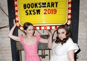 "AUSTIN, TX - MARCH 10:  Kaitlyn Dever and Beanie Feldstein attend the afterparty for ""BOOKSMART"" World Premiere at SXSW Film Festival on March 10, 2019 in Austin, Texas.  (Photo by Vivien Killilea/Getty Images for United Artists Releasing) *** Local Caption *** Kaitlyn Dever; Beanie Feldstein"