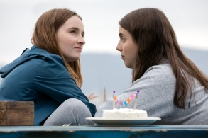 "Kaitlyn Dever and Beanie Feldstein in ""Booksmart"""