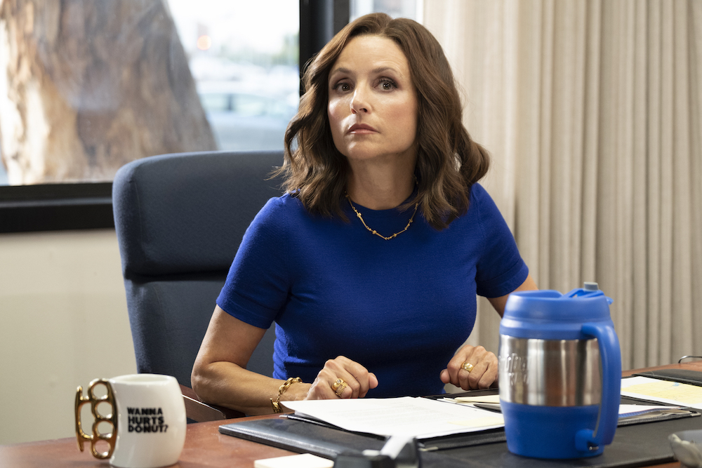 Veep Season 7 Episode 1 Julia Louis-Dreyfus
