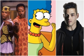 """In Living Color,"" ""The Simpsons,"" ""Mr. Robot"""