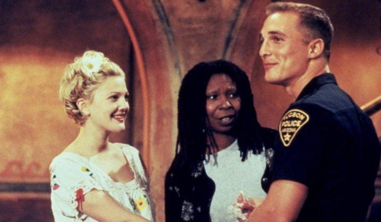 BOYS ON THE SIDE, Drew Barrymore, Whoopi Goldberg, Matthew McConaughey, 1995. (c) Warner Bros