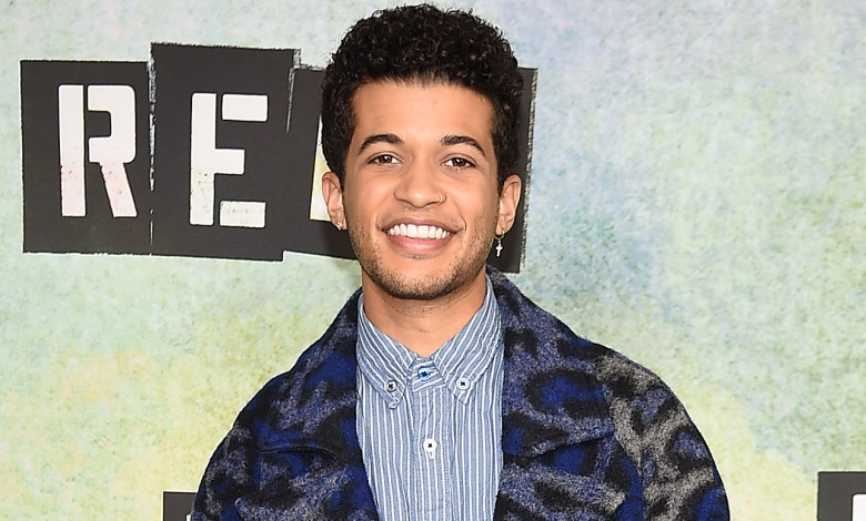 Jordan Fisher'Rent: Live' TV show photocall, Los Angeles, USA - 08 Jan 2019