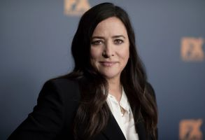 Pamela Adlon attends the FX TCA Winter Press Tour, in Pasadena, Calif2019 Winter TCA - FX Star Walk, Pasadena, USA - 04 Feb 2019