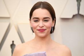 Emilia Clarke91st Annual Academy Awards, Arrivals, Los Angeles, USA - 24 Feb 2019