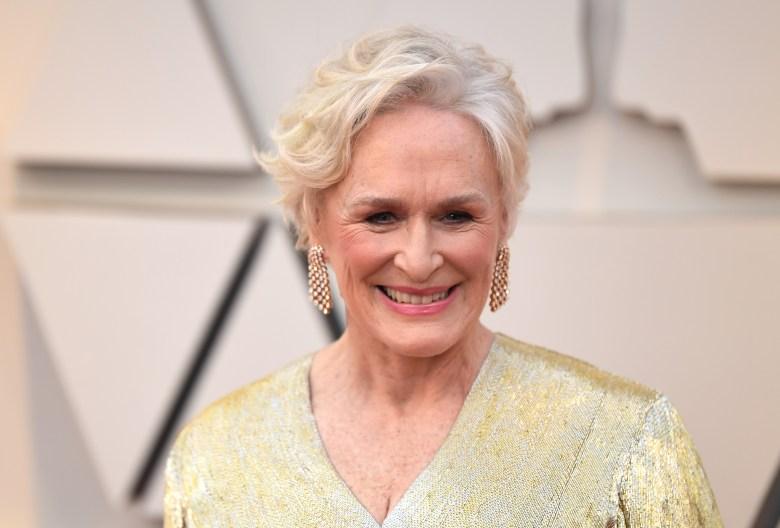 Glenn Close91st Annual Academy Awards, Arrivals, Los Angeles, USA - 24 Feb 2019