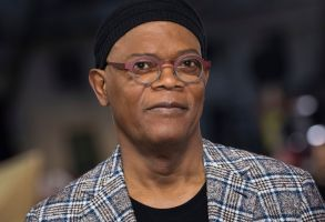 Samuel L. Jackson poses for photographers upon arrival at the premiere of the film 'Captain Marvel', in LondonCaptain Marvel Premiere, London, United Kingdom - 27 Feb 2019