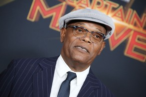 Samuel L. Jackson'Captain Marvel' film premiere, Arrivals, El Capitan Theatre, Los Angeles, USA - 04 Mar 2019