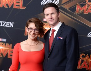 Anna Boden, Ryan Fleck'Captain Marvel' Film Premiere, Arrivals, El Capitan Theatre, Los Angeles, USA - 04 Mar 2019