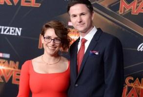 Anna Boden, Ryan Fleck'Captain Marvel' Film Premiere, Arrivals, El Capitan Theatre, Los Angeles, USA - 04 Mar 2019