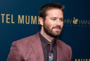 "Armie Hammer attends a screening of ""Hotel Mumbai"" hosted by Bleecker Street and ShivHans Pictures at the Museum of Modern Art, in New YorkNY Special Screening of ""Hotel Mumbai"", New York, USA - 17 Mar 2019"