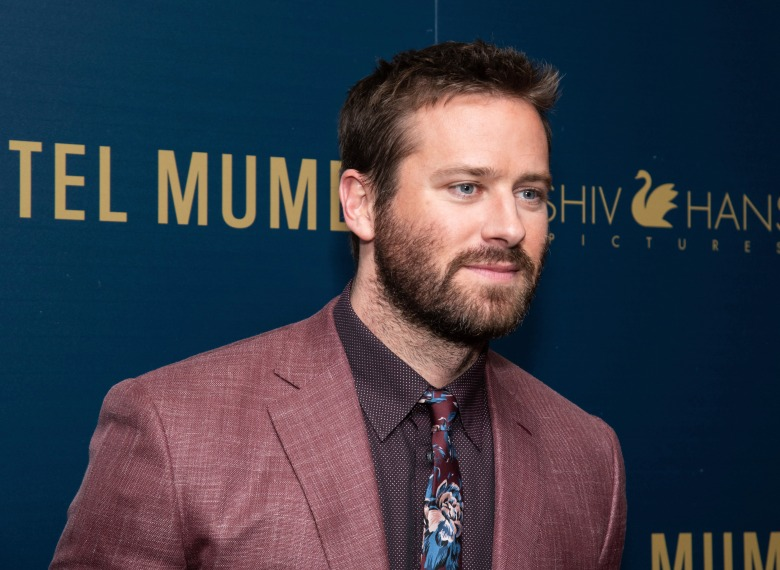 Armie Hammer No Longer Sure About 'Call Me By Your Name ...