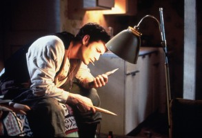 Editorial use onlyMandatory Credit: Photo by Snap/REX/Shutterstock (390889hk)FILM STILLS OF 'BUFFY, THE VAMPIRE SLAYER' WITH 1992, FRAN RUBEL KUZUI, LUKE PERRY IN 1992VARIOUS