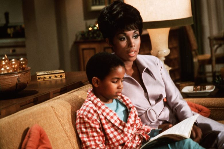 Editorial use only. No book cover usage.Mandatory Credit: Photo by 20th Century Fox Tv/Kobal/REX/Shutterstock (5880787c)Diahann CarrollJulia - 1968-197120th Century Fox TVTelevision