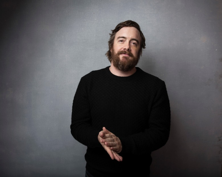 "Director Macon Blair poses for a portrait to promote the film, ""I Don't Feel at Home in This World Anymore,"" at the Music Lodge during the Sundance Film Festival, in Park City, Utah2017 Sundance Film Festival - ""I Don't Feel at Home in This World Anymore"" Portraits, Park City, USA - 20 Jan 2017"