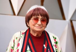 Agnes Varda arrives at the Oscars, at the Dolby Theatre in Los Angeles90th Academy Awards - Arrivals, Los Angeles, USA - 04 Mar 2018