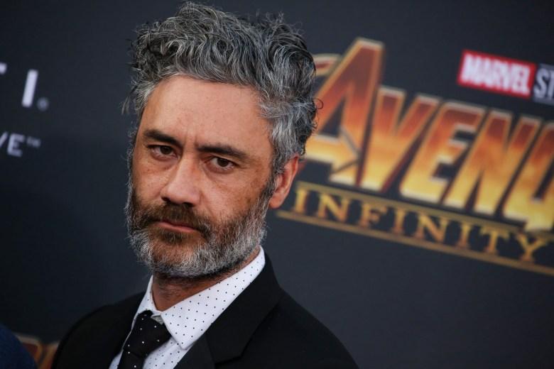 Taika Waititi'Avengers: Infinity War' film premiere, Arrivals, Los Angeles, USA - 23 Apr 2018