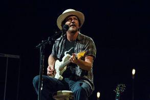 Eddie Vedder performs at Ohana Festival at Doheny State Beach, in Dana Point, Calif2018 Ohana Music Festival - Day 2, Dana Point, USA - 29 Sep 2018